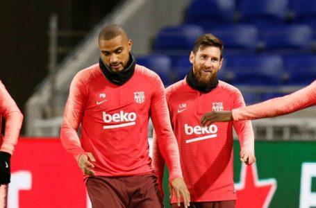 Boateng: Messi powinien przejść do Napoli