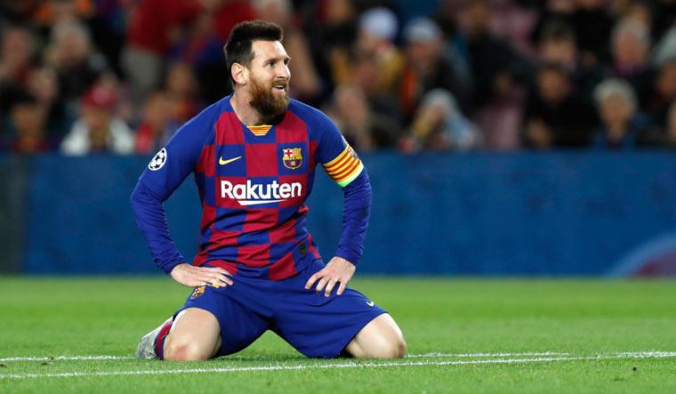 Czy Messi rozegrał ostatnie spotkanie w Barcelonie?