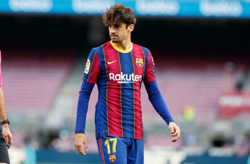 Barcelona gotowa sprzedać Francisco Trincao