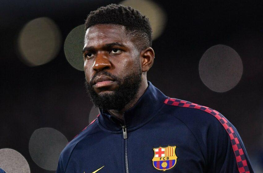 Samuel Umtiti zdecyduje się odejść z Barcelony?