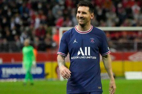 Kontrakt marzenie dla Messiego w Paryżu